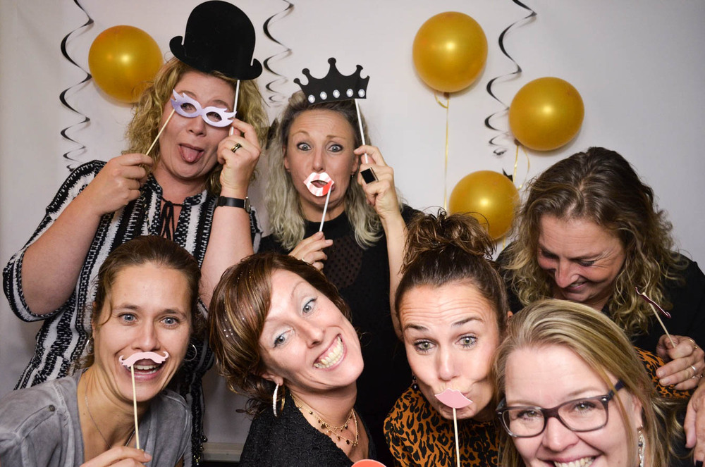 Photobooth sfeerimpressie